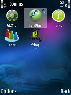 TalkPlus Mobile S60 Edition