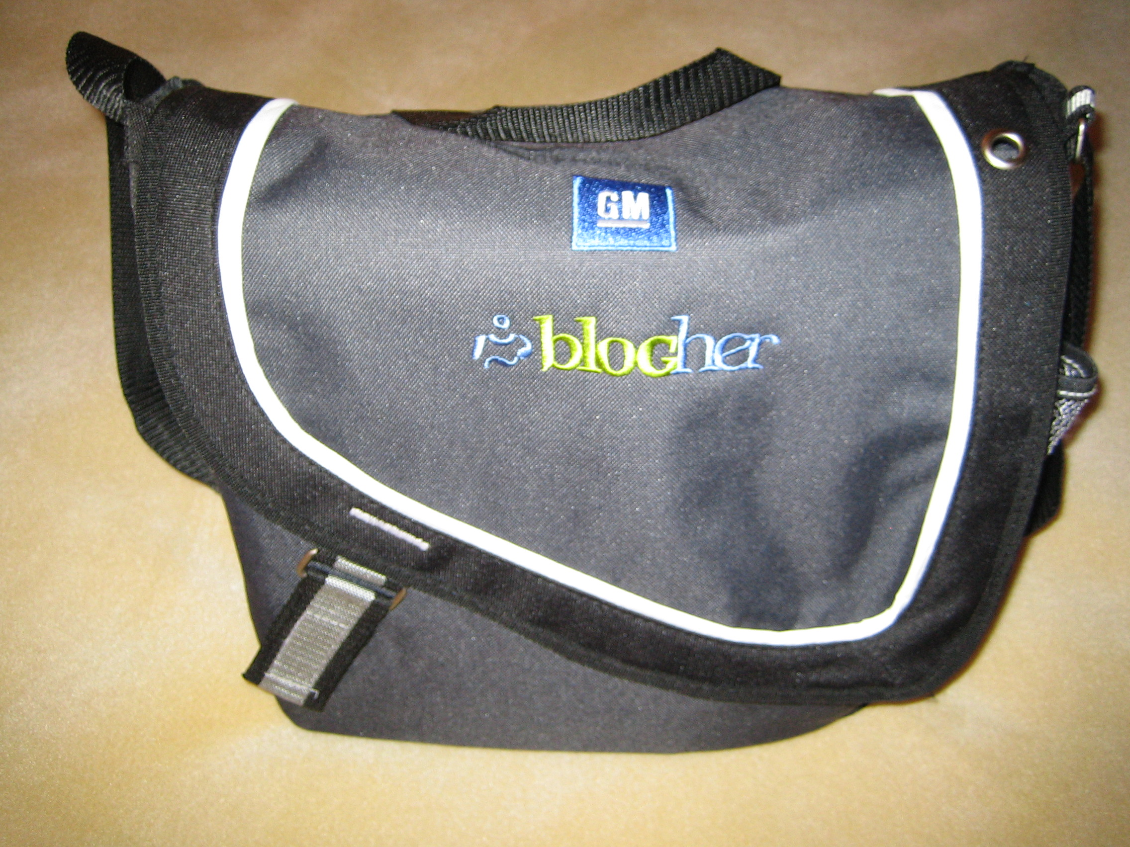 BlogHer 2007 Goodie bag