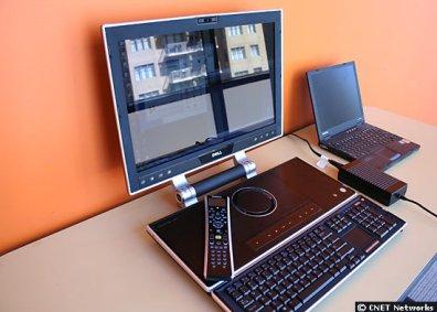 Dell's desknote