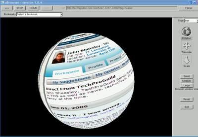 Spherical techrepublic