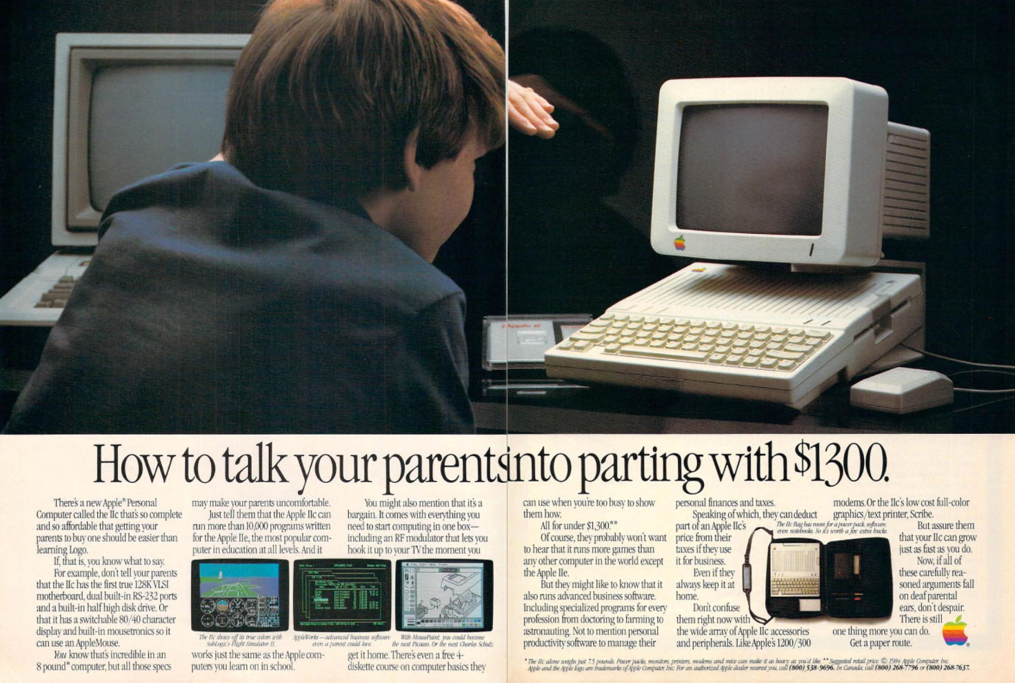 We are obsessed with these retro computer ads from the early 1980s - Page 4  - TechRepublic