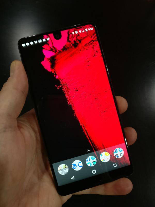 Essential Phone Ph 1 Review The Many Positives Plus A Few Drawbacks Techrepublic