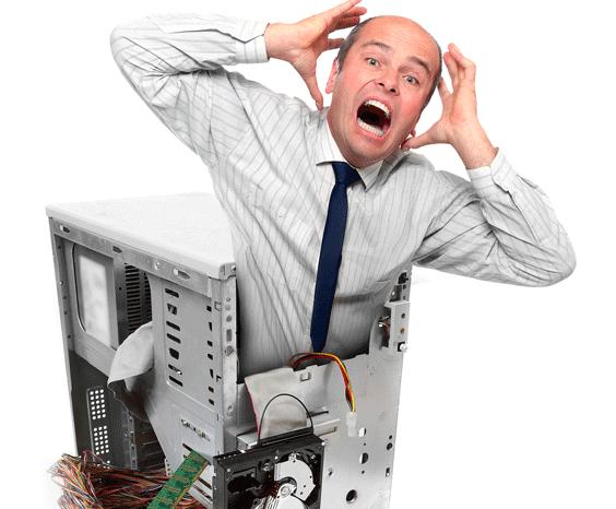 Broke Computer