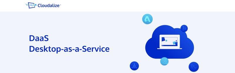 Cloudalize Desktop as a Service