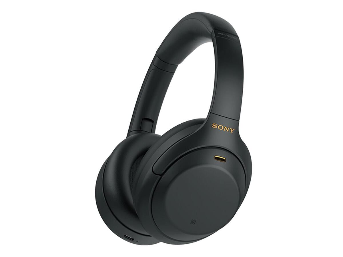 Sony WH-1000XM4 wireless noise-cancelling headphones