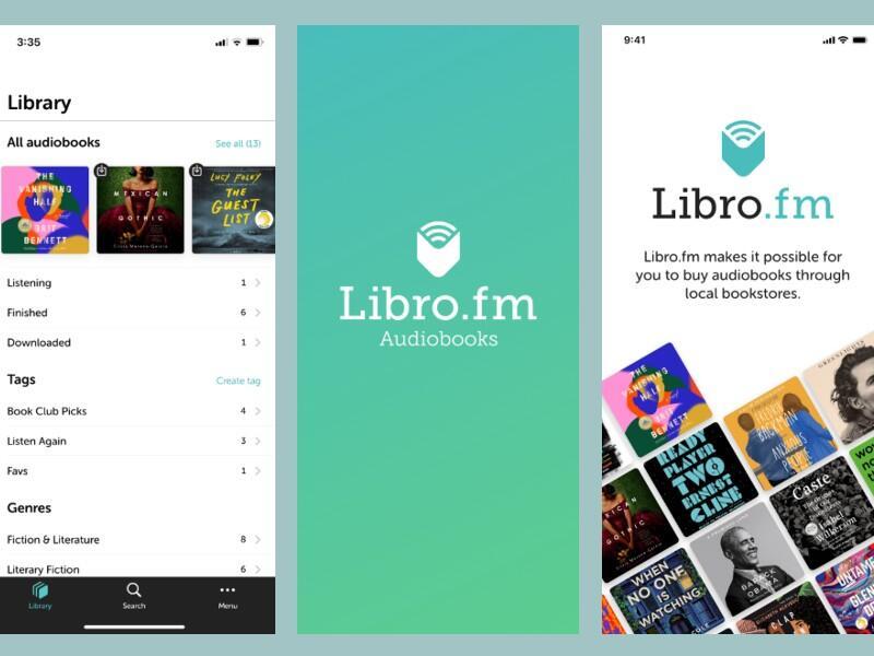 LibroFM images